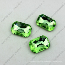 Earring Octagon Jewelry Stone Wholesale