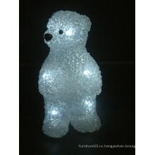 Микро светодиодные медный свет/3D акрил/D030A