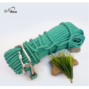 Outdoor Rescue Safety Climbing Static PE Ropes