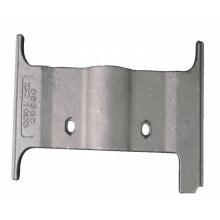 peças de empilhadeira de fundição de aço de precisão para usinagem fundida