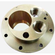 Tôle d'aluminium de coupe de routeur CNC