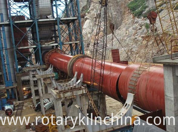 limestone rotary dryer