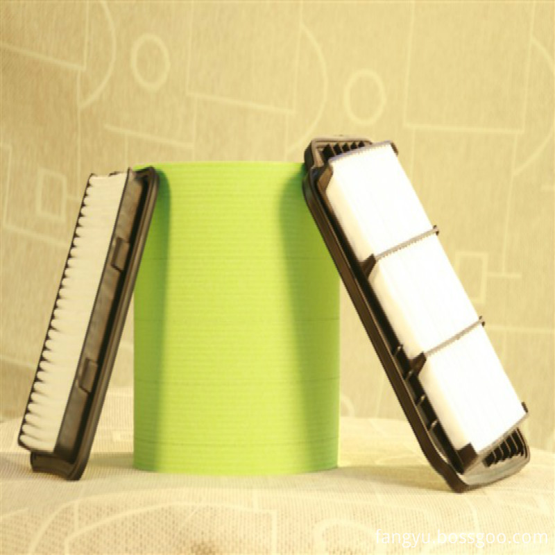 Heavy Duty Air Filter Paper For Air Filtration
