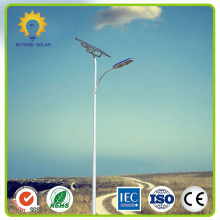 130 lm/w LED solar street light lamp