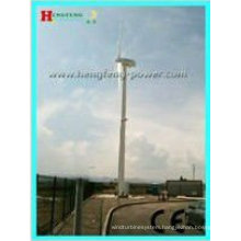 CE direct drive low speed low starting torque permanent magnet generator popular horizontal axis wind turbine generator