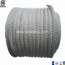 12 Strands Polyester Mooring Rope