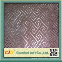 Mode nouveau Design cuir PVC haute qualité 2015