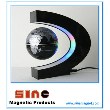 Магнитной подвеске отображения земной шар для подарка