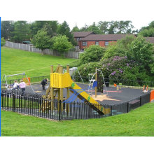 Bow Top Fence for Kindergarten (TS-BTF02)