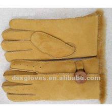 Кожаные перчатки зимнего сопротивления от фабрики