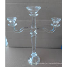 Crystal Candle Holder for Stick Candle