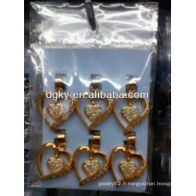 Accessoires de bijoux coréens pour bijoux pour piercing