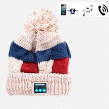 Beste Geschenke Bluetooth Beanie Hat mit Kopfhörer