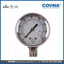 11 bar 160psi pressure gauge