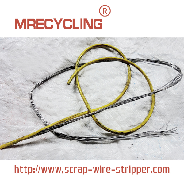 best way to scrap copper wire