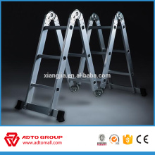 Manufacture cheap aluminium,EN131 step ladder,aluminium folding ladder