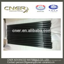 Pólo de alta qualidade do vácuo da calha da fibra do carbono da superfície do C da marca Cner para a limpeza da casa