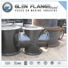Customized Steel Piping Fittings Cross