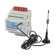 Medidor de energía prepago con tarjeta inteligente para empresas
