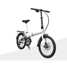 Wholesale white/black  16 inch folding bike