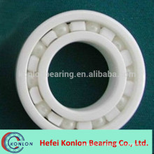 Corrosion resistant high temperature ceramic ball bearing