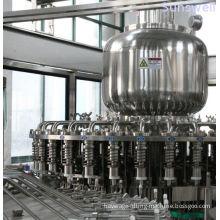 1000bph - 22000bph Tea Filling Machine Stainless Steel For Hot Water Filling