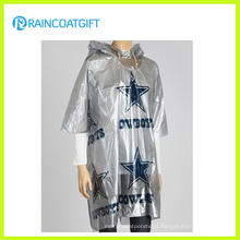 Full Printing Disposable PE Rain Poncho (RPE-180)