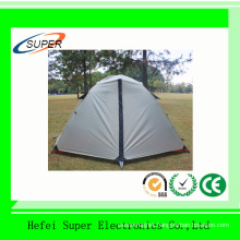 Double Person Camping Hiking Waterproof Tent with PVC Coating