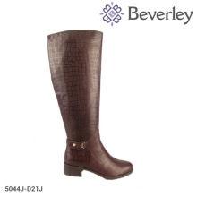 Tpr подошвы 100% полная кожа натуральная кожа женщины ботинок мягкий кожаный плоский женская обувь