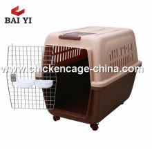 Aviação Plastic Pet House Dog Flight Cage