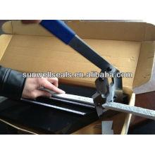 Guilhotina chinês embalagem cortador