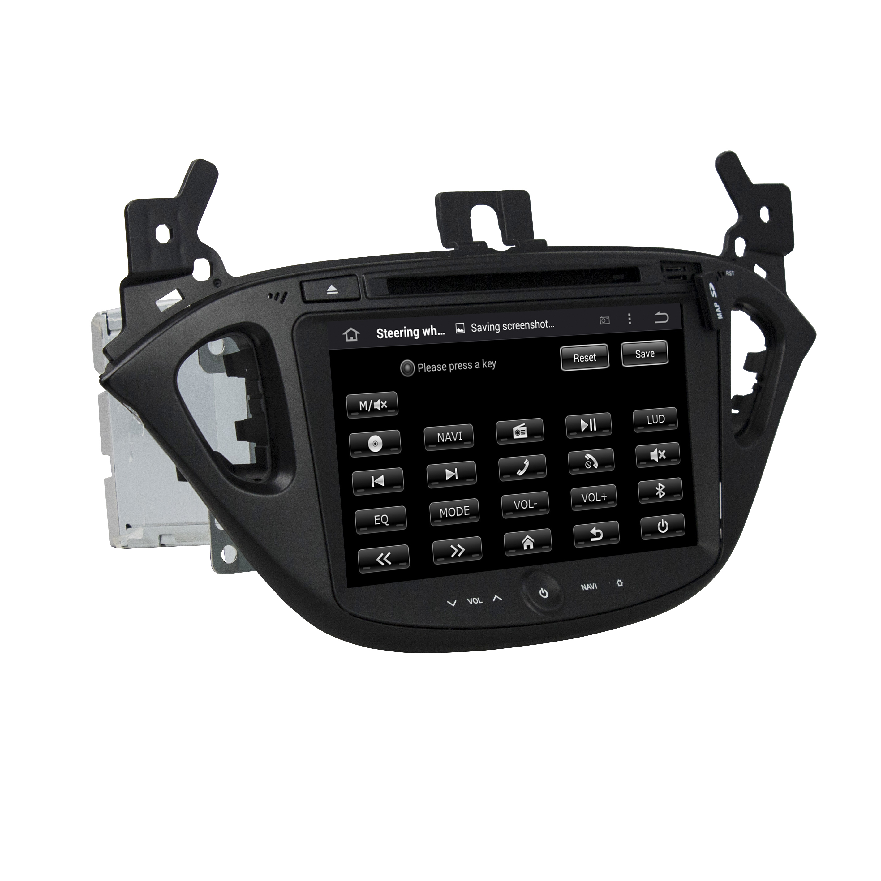CORSA 2015-2016 dvd player for Opel cars