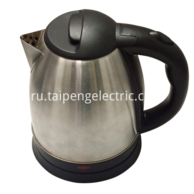 Kettle for kitchen appliances