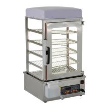 Cuiseur à vapeur à affichage numérique commercial