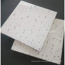 Mineralfaser-akustische Decke - hohe Dichte für Einkaufszentren