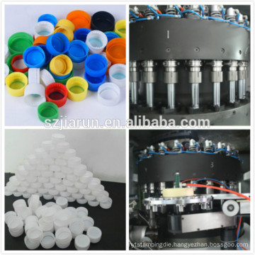 Plastic Cap Compression Molding Machine