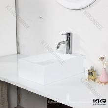 WC Spüle, Bad Waschtisch Spüle, Eckwaschbecken