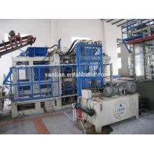 Maquinaria de construção de máquinas de bloco de concreto venda na Malásia