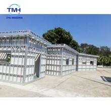 Maisons et villas préfabriquées en bois préfabriquées par OEM / ODM