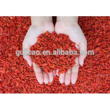 Горячая распродажа сушеные ягоды годжи из 280 зерен в 50 грамм