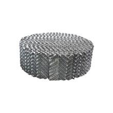 Ректификационной колонны структурированные Упаковка ячеистой сети hastelloy С276 упаковка сетка