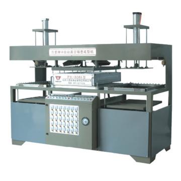 Máquina de moldeado al vacío semiautomática