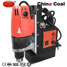 Máquina de soporte de prensa base de perforación base magnética portátil