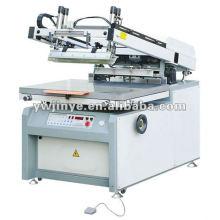 Máquina de impressão de tela do microcomputador