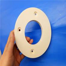 Industrial 95%-99.7% Alumina Ceramic Flange Ring