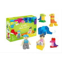 Hot New Products for Kids Building Toys,Funny Big Blocks,Intelligence Blocks Wholesale From China Animals Building Blocks for Kids supply to France Exporter
