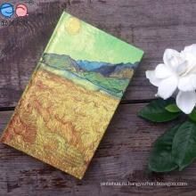 Пользовательские Горячие продажи Китайской Hardcover School 48k Notebook
