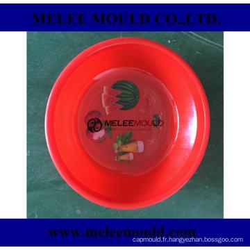 Melee Plastic Home Accessoires de bain Moule de bassin