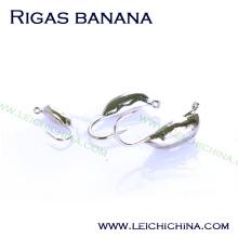 Top Garde Tungsten Ice Jig Atacado Rigas Banana