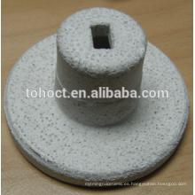 Cuplocks de cerámica refractarios